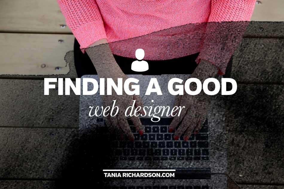Blog designer tutorials and diy website help for Find a good builder